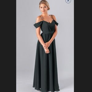 ✨50% OFF!✨Bridesmaid dress in charcoal gray